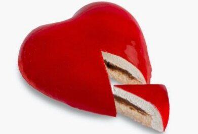 La tarta de San Valentín de Mercadona es perfecta para celebrar el Día de los Enamorados
