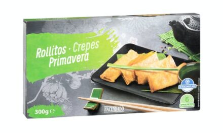 ROLLITO PRIMAVERA CONGELADO, mercadona